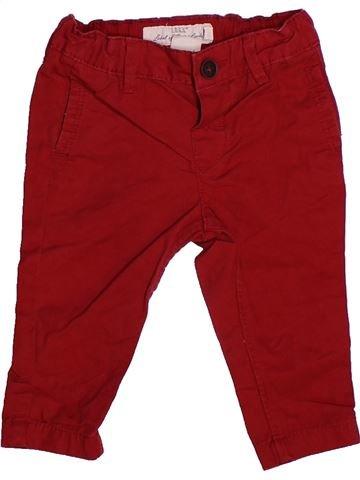 Pantalon garçon H&M violet 6 mois hiver #1273626_1