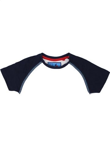 T-shirt manches courtes garçon TU blanc 5 ans été #1273919_1