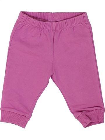 Pantalon fille IDEXE rose 3 mois hiver #1273952_1