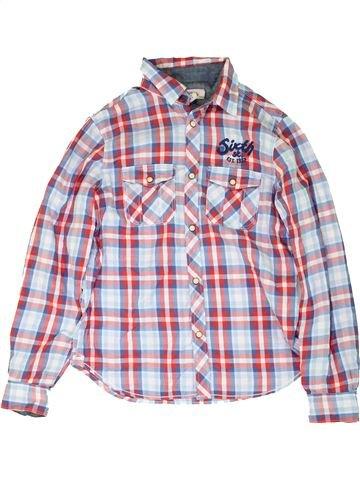 Camisa de manga larga niño H&M blanco 12 años invierno #1273956_1