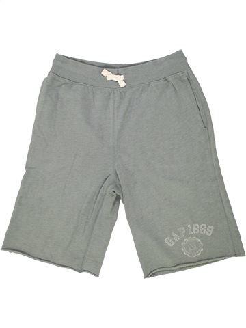 Short - Bermuda garçon GAP gris 12 ans été #1274064_1