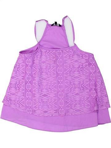 Blusa de manga corta niña CANDY COUTURE rosa 13 años verano #1274376_1