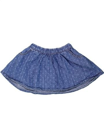 Falda niña MARKS & SPENCER azul 2 años verano #1274450_1