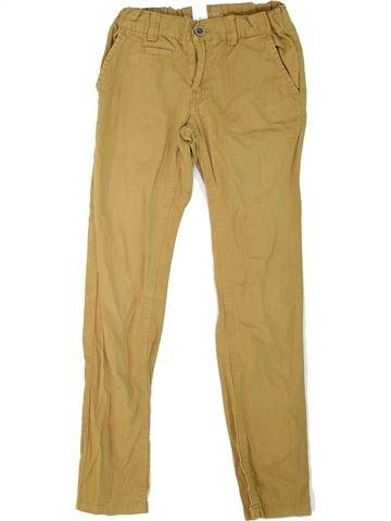 Pantalon garçon LA REDOUTE CRÉATION marron 12 ans été #1274486_1