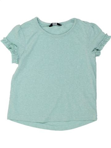 Camiseta de manga corta niña GEORGE azul 4 años verano #1274507_1