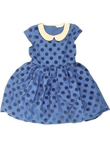 Robe fille MATALAN bleu 8 ans été #1274649_1