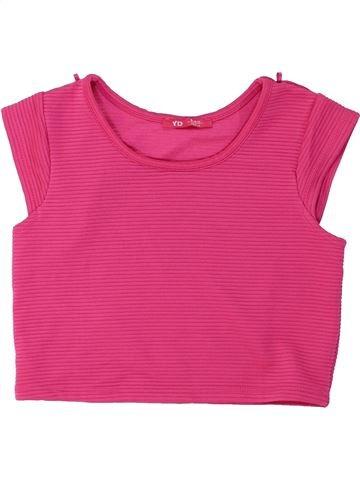 Camiseta de manga corta niña PRIMARK rosa 9 años verano #1274689_1