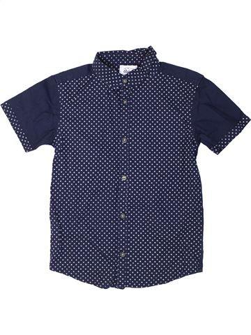 Camisa de manga corta niño PRIMARK azul 7 años verano #1274781_1