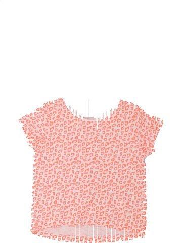 Camiseta de manga corta niña PRIMARK rosa 6 años verano #1274807_1