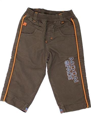 Pantalon garçon MAYORAL marron 12 mois hiver #1275353_1