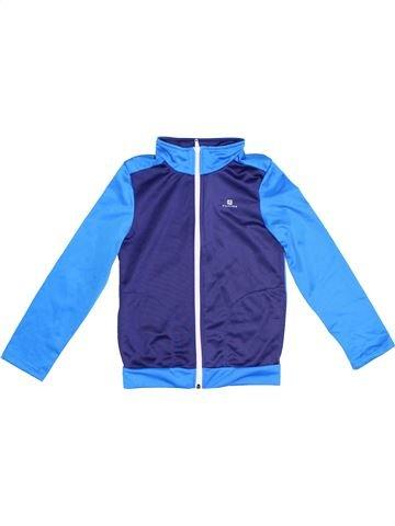 Sportswear garçon DOMYOS violet 8 ans hiver #1275577_1