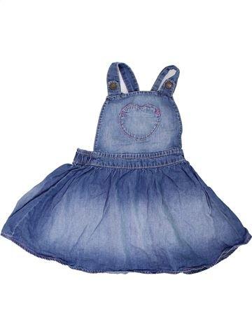 Robe fille GEORGE bleu 2 ans été #1275691_1