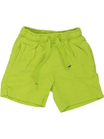 Short - Bermuda garçon MOTHERCARE vert 2 ans été #1275896_1
