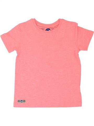 T-shirt manches courtes garçon NEXT rose 3 ans été #1276020_1