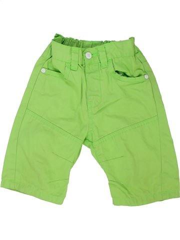 Short - Bermuda garçon GEORGE vert 2 ans été #1276099_1
