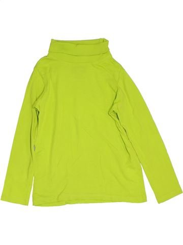 T-shirt col roulé garçon C&A vert 6 ans hiver #1276907_1