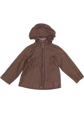 Anorak-Trinchera niña CFK marrón 6 años verano #1278438_1