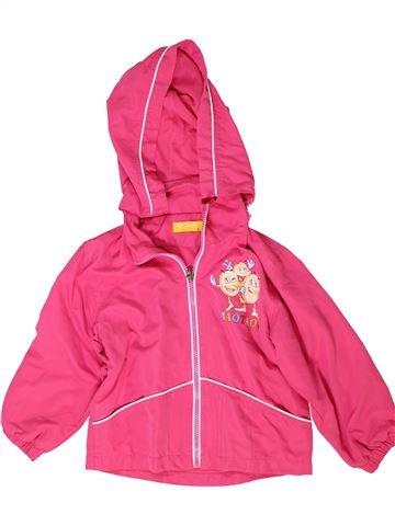 Anorak-Trinchera niña PENGFEI rosa 8 años verano #1278731_1