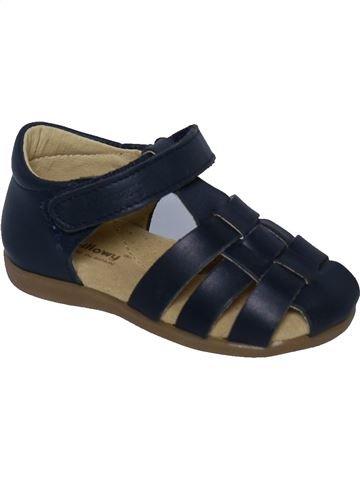 Sandalias niño BILLOWY azul oscuro 20 verano #1278946_1
