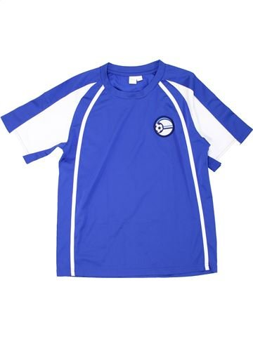 Maillot de sport garçon ALIVE bleu 12 ans été #1280299_1