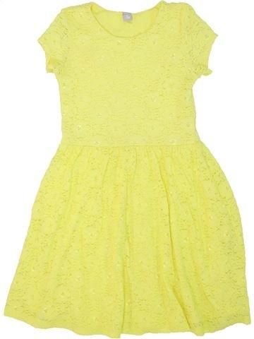 Vestido niña TU amarillo 10 años verano #1281677_1