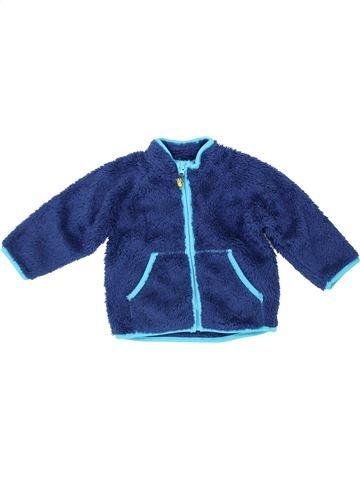 Chaleco niña ERGEE azul 2 años invierno #1282148_1