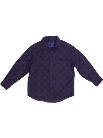 Chemise manches longues garçon CHEROKEE bleu 6 ans hiver #1282170_1