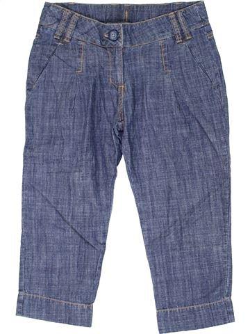 Pantalón corto niña NEXT azul 11 años verano #1282858_1