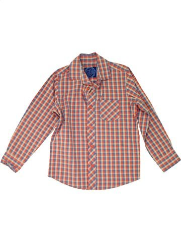 Camisa de manga larga niño BLUEZOO rosa 8 años invierno #1283041_1