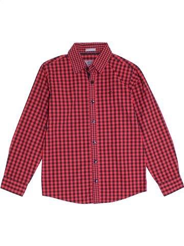 Camisa de manga larga niño DEBENHAMS violeta 11 años invierno #1283229_1