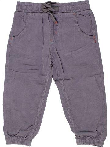 Pantalón niño LUPILU violeta 2 años invierno #1284129_1