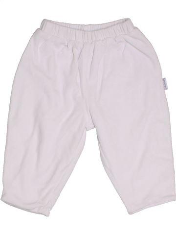 Pantalon garçon KANZ blanc 6 mois hiver #1284214_1
