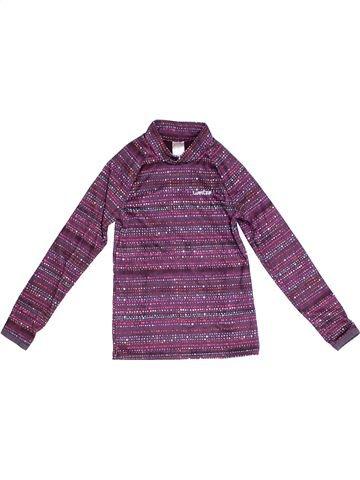Sportswear fille WED'ZE violet 8 ans hiver #1284721_1