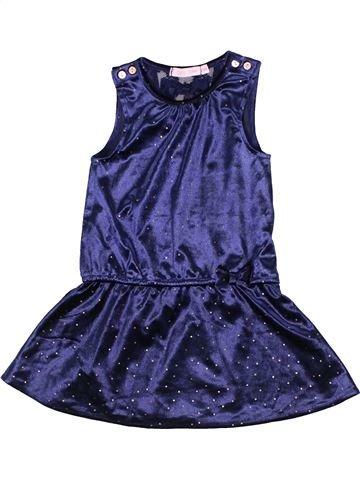 Vestido niña GEMO azul 2 años invierno #1285235_1