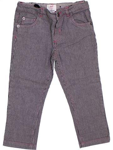 Pantalon fille ZEF violet 3 ans été #1285797_1