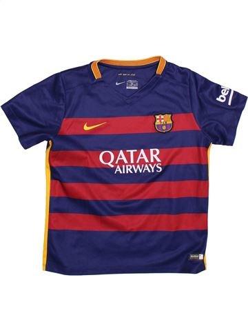 Camiseta deportivas niño NIKE azul 8 años verano #1287307_1