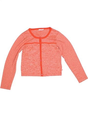 Gilet fille BILLIEBLUSH orange 10 ans hiver #1287745_1