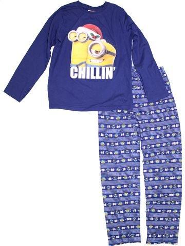 Pijama de 2 piezas niño PRIMARK azul 13 años invierno #1289875_1