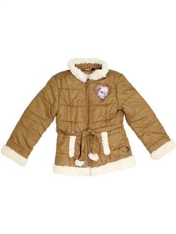 Abrigo niña ORIGINAL MARINES marrón 10 años invierno #1290137_1