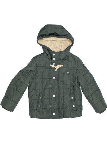 Doudoune garçon ORIGINAL MARINES gris 6 ans hiver #1290633_1