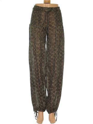 Pantalon femme PROMOD 36 (S - T1) été #1291515_1