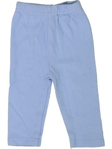 Pantalon garçon BEBE BONITO bleu 6 mois hiver #1291836_1