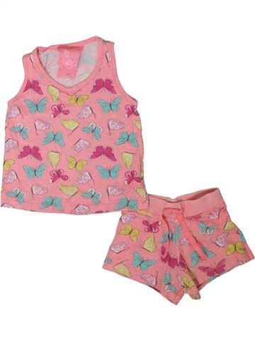 Conjunto niña PRIMARK rosa 2 años verano #1291963_1