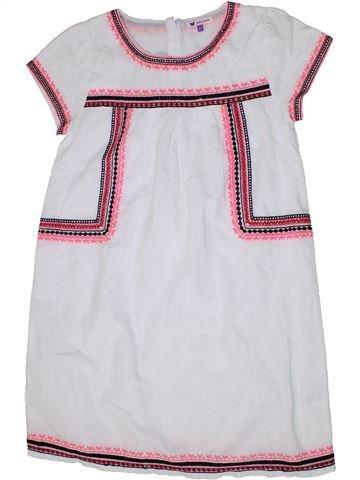 Vestido niña JOHN LEWIS blanco 11 años verano #1292219_1