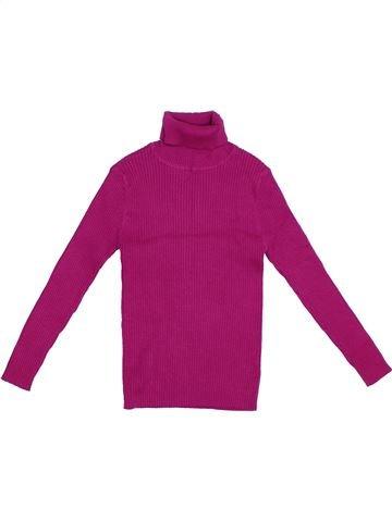 Pull fille JOHN LEWIS violet 5 ans hiver #1292722_1