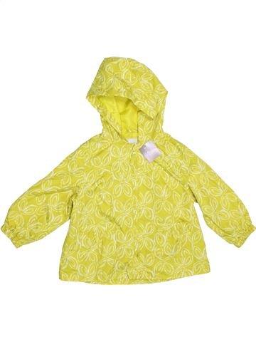 Parka - Trench fille NEXT jaune 4 ans été #1293608_1
