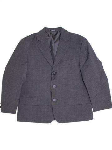 Veste garçon SANS MARQUE gris 10 ans hiver #1294443_1