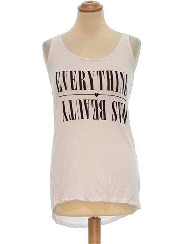 Camiseta sin mangas mujer AMISU S verano #1294500_1