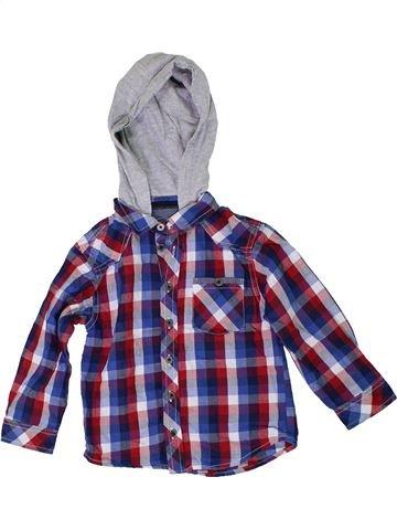 Camisa de manga larga niño MATALAN violeta 3 años invierno #1295866_1