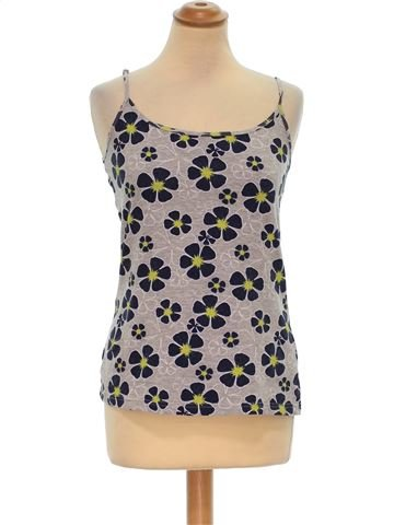 Camiseta sin mangas mujer PAPAYA 42 (L - T2) verano #1295972_1